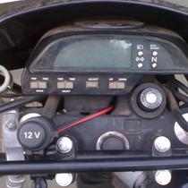Kit: Tomada Veicular 12v Para Moto: Uso Universal / Trilha