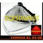 Lanterna R1 Cristal De Led Com Pisca Embutido Ano 04-06