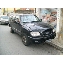 Blazer Dlx 00 Automatica V6 Kit Gas (blindada) R$ 19.800,00