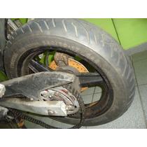 Roda Traseira Com Pneu E Disco Da Honda Cbr 450sr