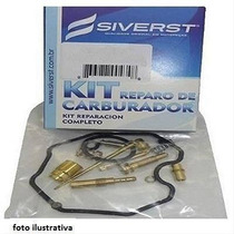 Reparo Do Carburador Xlx 350 Siverst