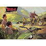 15499- Placa Decorativa Moto Motorcycle Bsa Motocicleta