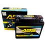 Bateria Moto Atx8h Honda 150/200/350 Strada/aero/nx/cbx/xr
