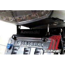 Eliminador Rabeta Er6n Personalizado Com Logo Kawasaki Er-6n
