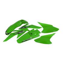 Kit Carenagens Crf 230 Verde Completo