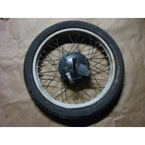 Roda Dianteira Completa Rd 135 - Peça Original