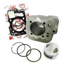 Kit Aumento Potencia 3mm Titan125 95/fan2008 C/comando Wgk
