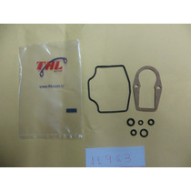 Kit Reparo Carburador Xt 600 (borrachas)