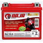 Bateria Para Moto 12v-4ah; Pop100/biz125ks/bros150ks - Naja