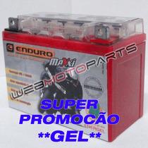 Bateria Gel Moto Yamaha Ybr 125 Ybr125 Factor E K Ed 12n5.5