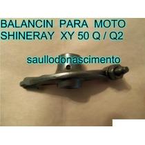 Balancin Do Comando De Válvulas Moto Shineray 50 Q / Q 2
