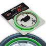 Adesivo Friso Fita De Roda Verde Fluorescente Speed Style