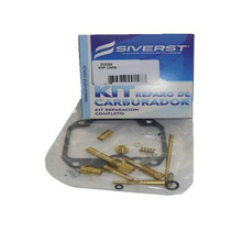 Kit Reparo Carburador Dafra Super 100 Siverst