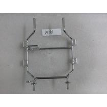 Suporte Farol Cbx 250 Twister Cromado (aranha) (01577)