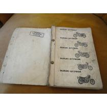 Catalogo De Pecas Moto Suzuki Gt-750 Original
