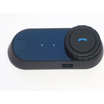 Intercomunicador Bluetooth Para Capacete - Headset Intercom