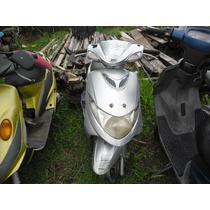 Manete C/ Reserv. P/ Scooter Suzuki Burgman 2009 (peças) .