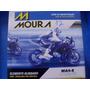 Bateria Moto Moura Ytx12a-bs Yuasa Ma9-e 9ah Srad 1000 750