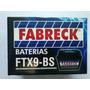 Bateria Cb500 Xt600 Cbr900 Honda Ftx9-bs Fabreck