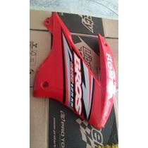 Aba Tanque Direita Bros 125 Ks 2005 Vermelha Original Honda