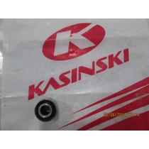 Bucha Dos Amortecedores/capa Do Motor Kasinski Prima 150