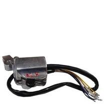 Chave De Luz Interruptor Do Farol Direito Cg-125 82