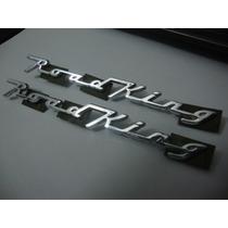 Harley Davidson Emblema Road King Para O Pára-lamas O Par