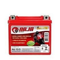 Bateria Naja Nj-12-5 Biz125 Es/cg 125/150 Fan Es/ Hunter 90