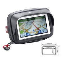 Bolsa Givi S954b 5 Para Gps E Smartphone Em Guidão De Moto