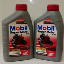 Oleo Motor Mobil Super Moto 4t Mx 10w30 (honda)