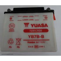 Bateria Yuasa Yb7b-b Cbx200 Xr200 Nr200 Xt225