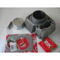 Kit P/honda Titan 150 (comando/cilindro/pistão/aneis 3mm)