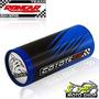 Slider Dianteiro Coyote Par Azul E Preto Cb 300 R Honda