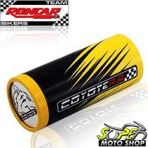 Slider Dianteiro Coyote Par Amarelo E Preto Cb 300 R Honda