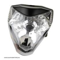 Farol Cb300 Modelo Original Com Lampada