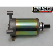 Motor Partida Arranque Yes 125 Intruder Stx 200 Motard