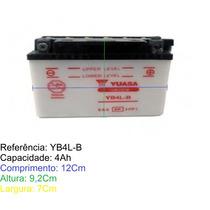 Bateria Yuasa Yb4l-b Dream Sundown Ws 1175