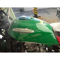 Tanque De Combustível, Triciclo De Carga, Moto, Modelo Tiger