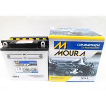 Bateria Moto Moura Mv8-ei Yes 125 Intruder 125 Suzuki Yb7-a