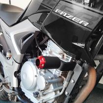 Slider Motos Dianteiro X-color Yamaha Fazer 250 Fazer250