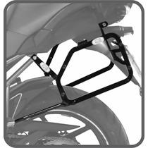 Suporte Baú Lateral Scam Kawasaki Versys 1000 / Givi Monokey