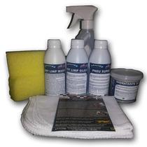 Mini Kit De Produtos Lavagem A Seco Dry Limp- 20 Lavagens