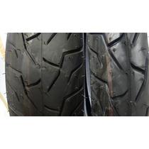 Pneu Pirelli 110 80 14 + 275 17 Biz + Largo Pirelli Due Par
