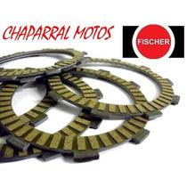 Disco Embreagem Cbx 200 / Xr 200 / N200 Fischer 384