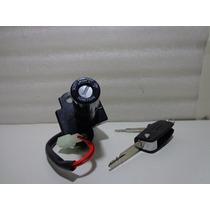 Chave Ignição Modelo Canivete Cbx Twister 250 06/08