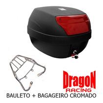Bauleto Protork+ Bagageiro Reforçado Maciço Titan 125/150 09