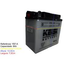 Bateria Keisi Yb7-a Suzuki Yes 125 / Katana 125