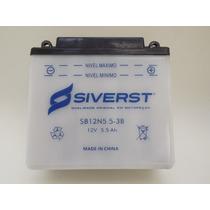 Bateria Yamaha 12n5.5-3b Ybr 125 E/ Ybr 125 Ed/ Ybr125 K/rd