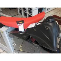 Novo Kit Crf230 Para Xre300 Tanque + Banco Vermelho + Brinde