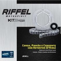 Kit Relação (transmissão) Dl 650 Vstrom (07-11) Riffel 01213